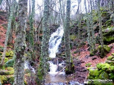 Valle del Ambroz-Sierra de Bejar - Gredos; senderismo y excursiones; rutas de montaña madrid; ruta